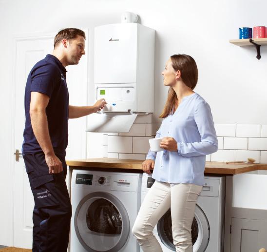Boiler Installation Service Marlow