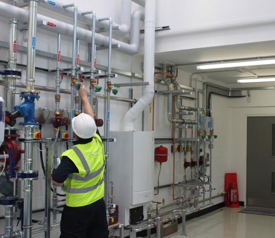 Commercial Boiler Install Maidenhead