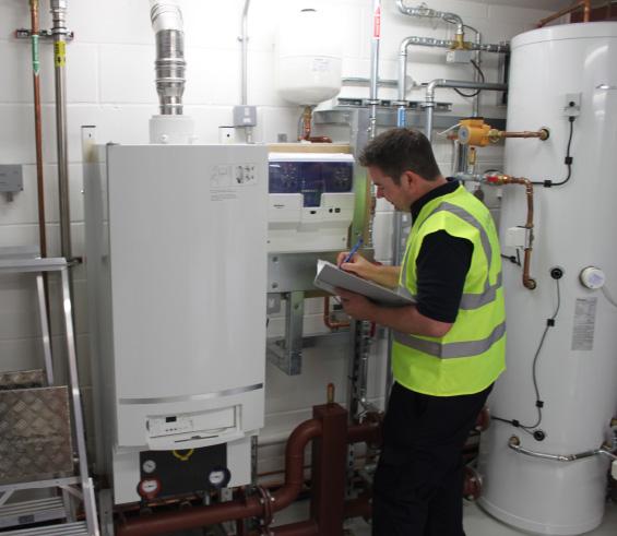 Commercial Boiler Installation Marlow
